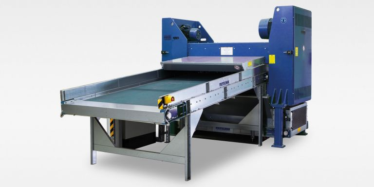 High-performance shredders for corrugated board and paper