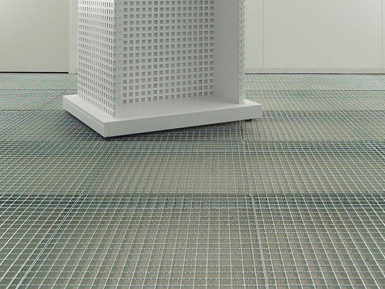 PaintStar U underfloor paintmist extraction | HÖCKER POLYTECHNIK