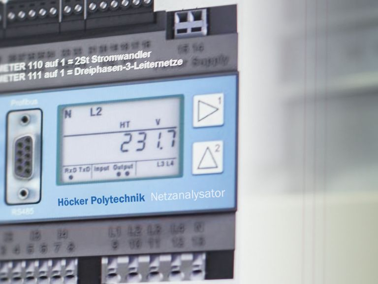 Energy efficiency systems  | HÖCKER POLYTECHNIK