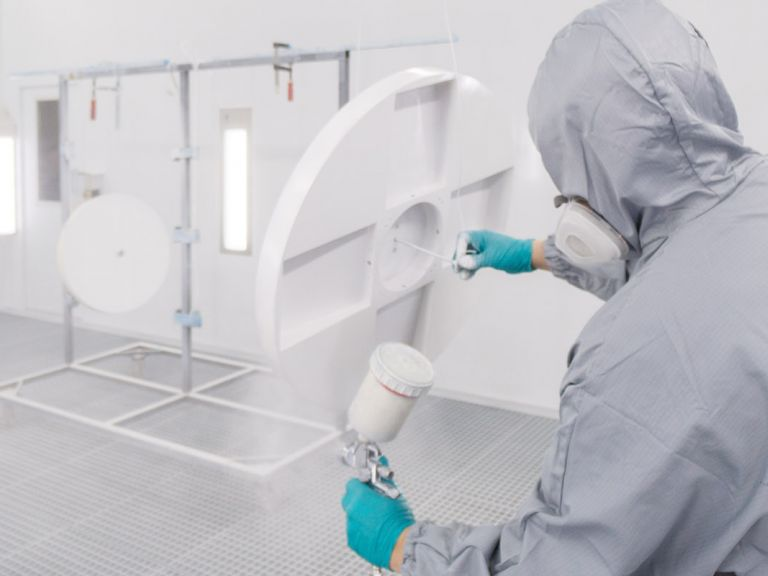Paint booths - spray booths | HÖCKER POLYTECHNIK