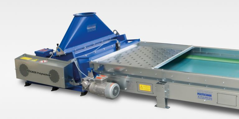 Die cutting waste shredding / extraction | HÖCKER POLYTECHNIK