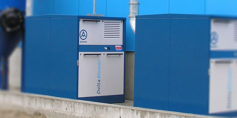 Central stationary dust extraction systems | HÖCKER POLYTECHNIK