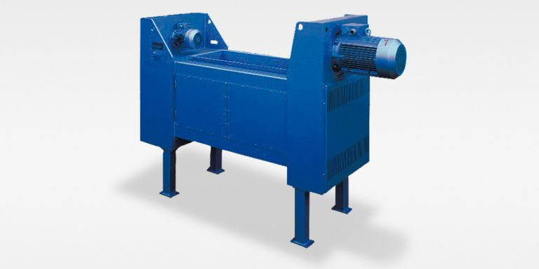 Shredder for conveyor belt systems | HÖCKER POLYTECHNIK