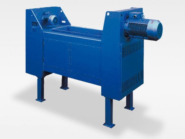 Shredder for conveyor belt systems (PHS-O) | HÖCKER POLYTECHNIK